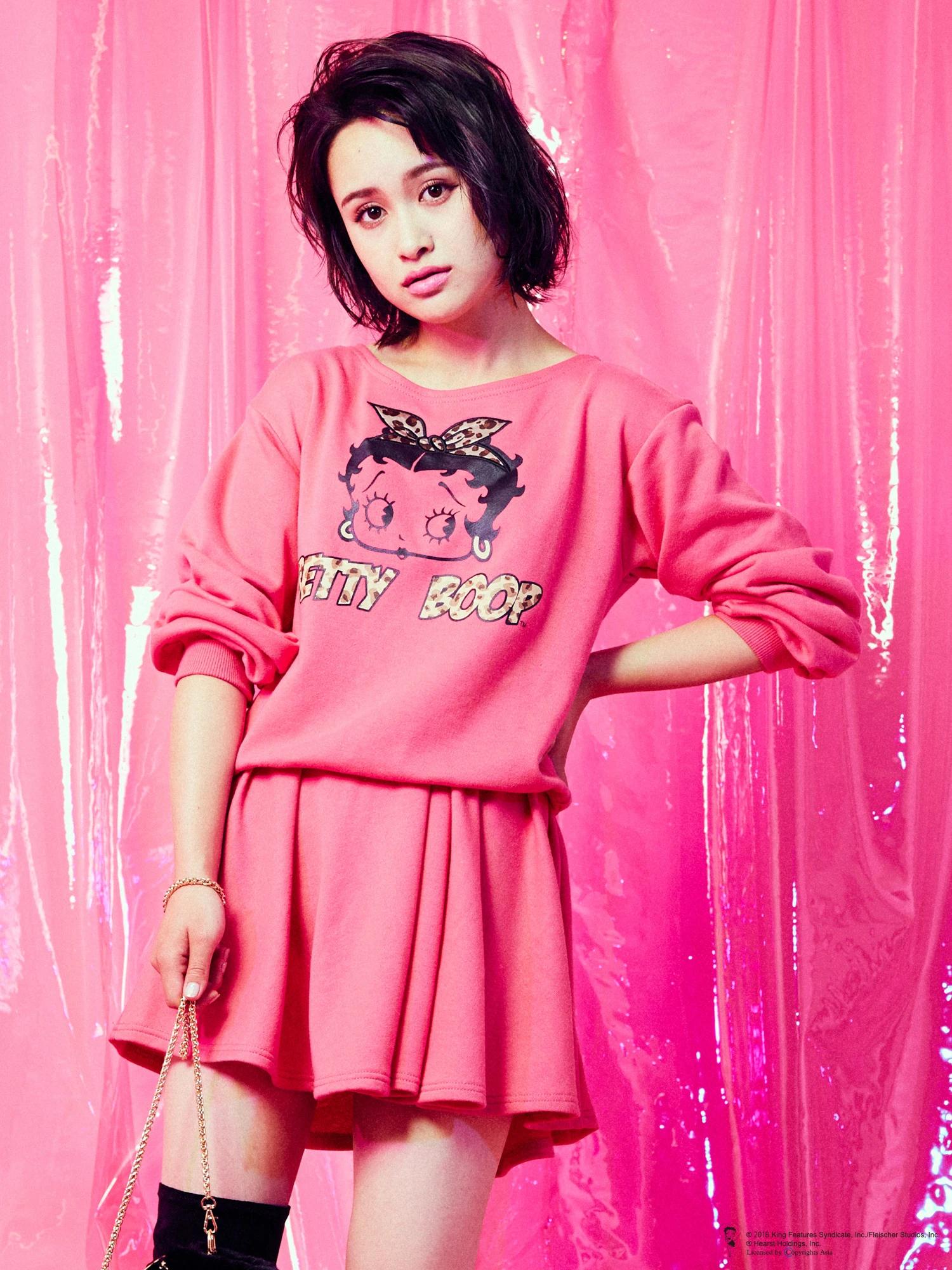 【Betty Boop™】セットアップ