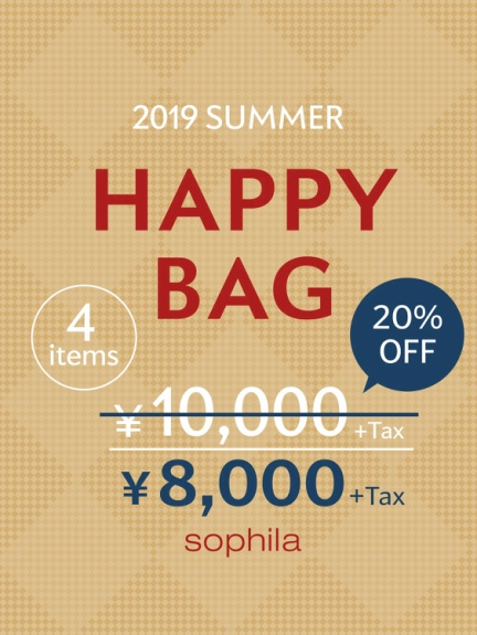 HAPPY BAG 2019SS(***)